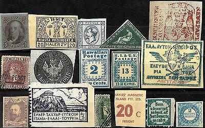 485 - Small Selection Of Repros, Forgeries, Fakes, Falsos, Faux
