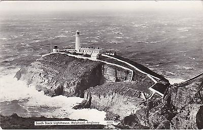 South Stack Lighthouse, HOLYHEAD, Isle Of Anglesey RP