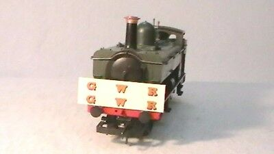 Triang Hornby Lima Ect Metallic Gwr X2 Loco Transfers Water Slide Decal's Spares