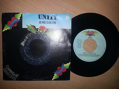 Unity Us Mix / Club Dub 45 Giri 7