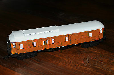 A.S wagon Postes et Bagages CIWL Teck AS n° 1168 M  idem jep hornby