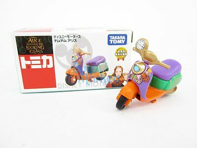 Tomica Disney Motor Alice Through The Looking Glass Chim Alice Diecast Toy Car