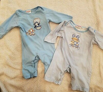 Infant boys rompers