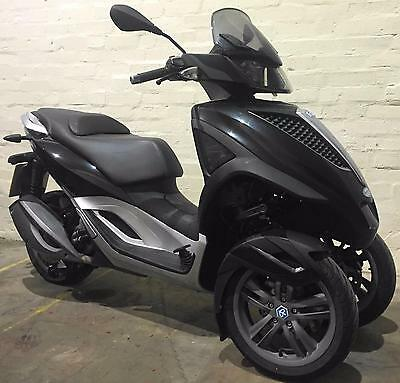 2013 13 PIAGGIO MP3 300 LT YOURBAN TRICYCLE PROJECT/SPARES/REPAIR CAT D 2142mile