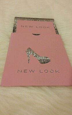 new look gift card credit voucher retail store online worth £54
