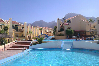 Property Rent - Private Holiday Apartment in TENERIFE (Free Wi-Fi)
