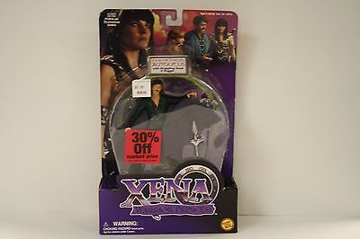 "Xena Warrior Princess - King of Thieves Autolycus 6"" Collector Action Figure MIB"