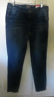 Justice Super Skinny Jeans Girls Size 16 1/2 - NEW with Tags!