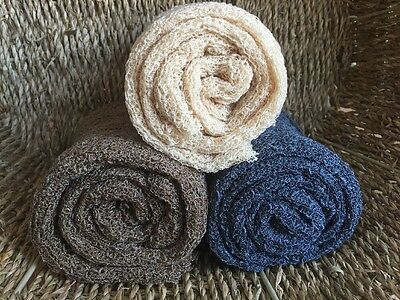Set Of 3-BABY STRETCH WRAPS--newborn Photo Prop...Neutral Colors-NEW