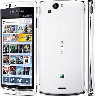 New Sony Xperia Arc S Mobile Phone Camera Phone Apps