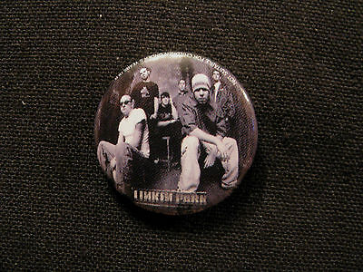 Linkin Park New Official Button Badge Pin Uk Import