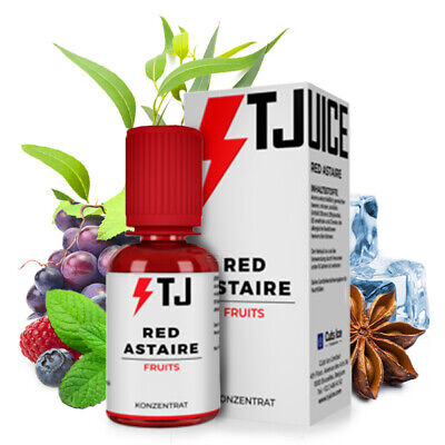 Red Astaire Aroma, Original T-Juice 30ml Flasche