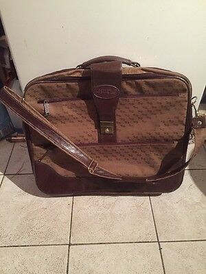 Vintage Cathay Pacific Air Stewardess In Flight Travelbag