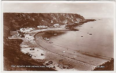 The Beach & Headland, NEVIN, Caernarvonshire RP