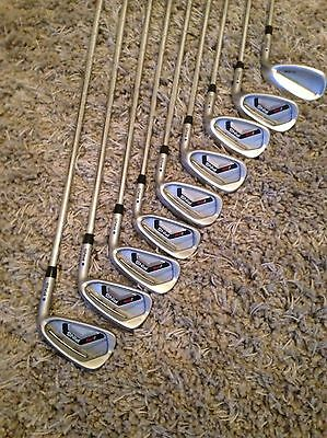 ping i25 irons 4-aw + Glide 58 Degree Sw