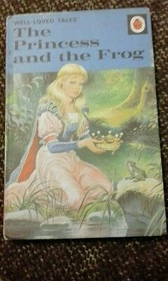 The princess and the frog,  ladybird book