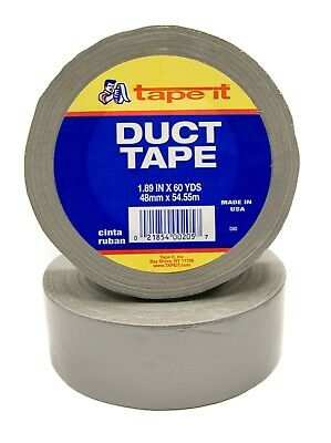 """1 EACH TP012 TAPE ALL PINK COLOR DUCT TAPE COLORS 3/"""" X 60 YDS"""