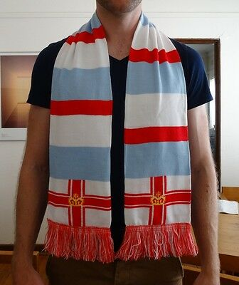 Melbourne City football soccer scarf