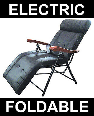 Portable Massage Chair Electric Remote Control Recliner