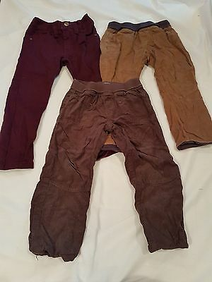 Boys age 2 - 3 years trousers bundle