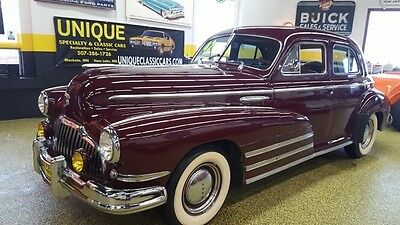 1942 Buick Other  1942 Buick Special Sedan,DUAL CARBS! AIR CONDITIONING!