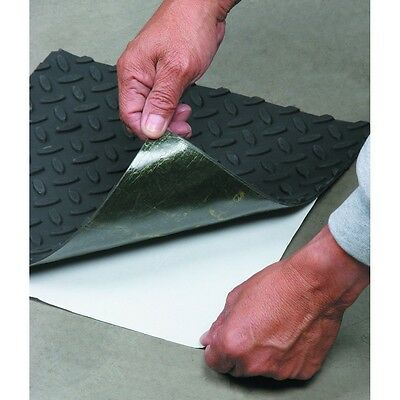 12in x 12in Self-Adhesive Rubber Safety Mat with Tread Surface buy 3, 4th free