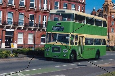 Bus Photo Of Southdown Photograph Picture Leyland Titan Pd3
