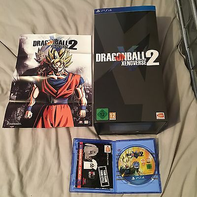 Dragonball Xenoverse 2 Collectors Edition (PS4, Sony)