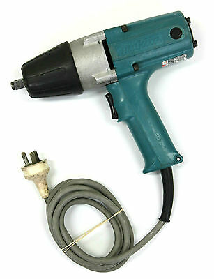 """Makita 6905B 1/2"""" Square Drive 440W Corded Electric Impact Wrench"""