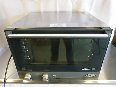 Cadco Lisa Electric 1/2 Size Countertop Convection Oven XAF003  #510