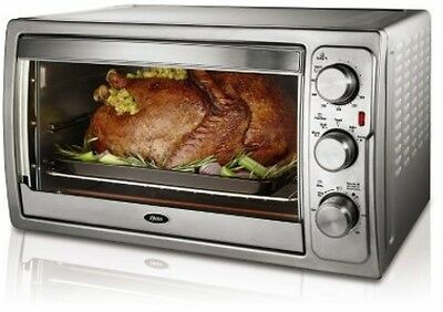 Large Capacity Multi-Use Countertop Electric Stainless Steel Convection Oven
