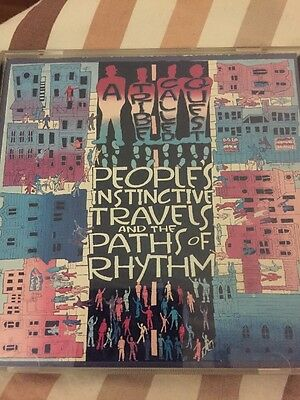 A Tribe Called Quest People Instinctive Travels And The Paths Of Rhythm