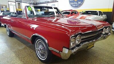 1965 Oldsmobile 442  1965 Oldsmobile 442 Convertible, beautiful restoration, MUST SEE! TRADES?