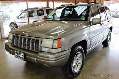 1998 Jeep Grand Cherokee 4dr Limited 4WD 5.9 1998 Jeep Grand Cherokee 5.9 Limited 2 Owner ALL STOCK 5.9