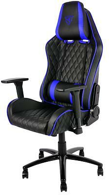ThunderX3 TGC31 Series Gaming Chair - Black/Blue