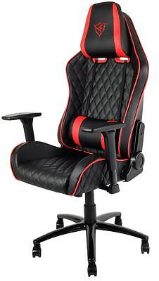 ThunderX3 TGC31 Series Gaming Chair - Black/Red
