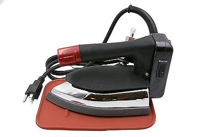 Sapporo SP527/SP-527 Gravity Feed Bottle Steam Iron compare with Silver Star