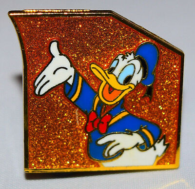 ☀️Disney D23 expo 2015 Castle Collection Mystery Pin Donald Duck LE 525