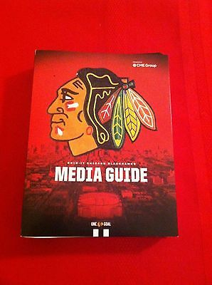 2016-2017 NHL Chicago Blackhawks media guide / Hossa / Kane / Keith / Toews