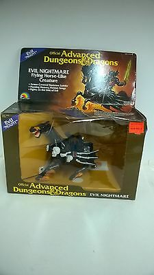 Vintage~Evil Nightmare Horse  Advanced Dungeons And Dragons Action Figure~Nib