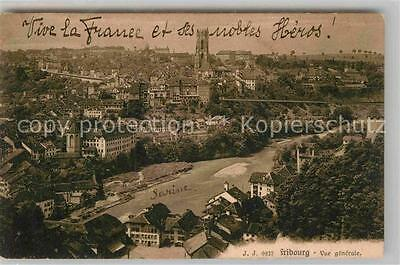 12733440 Fribourg FR Panorama Fribourg FR