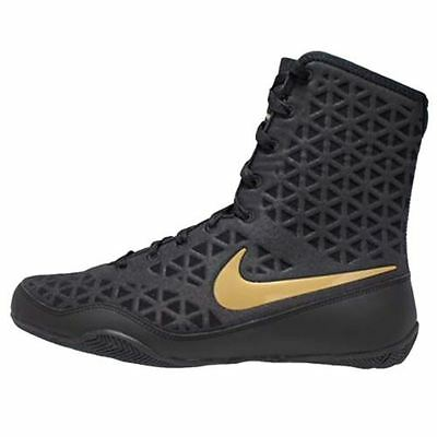 Nike KO Boxing Shoe - Black/Gold