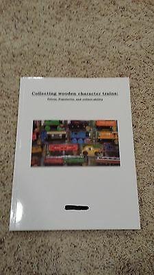 Thomas wooden Railway collector guide book New rare