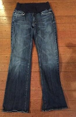 A Pea In The Pod 7 For All Mandkind Jeans Size M