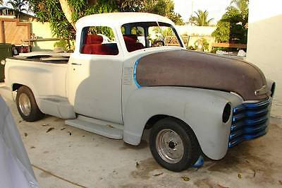 1947 Chevrolet Other Pickups 3100 1947 Chevrolet 3100 Pick Up 5 Window Step Side Chevy 350 Motor 350 Trans