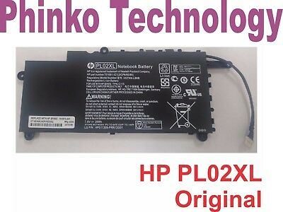 NEW Original Battery For HP PAVILION 11-N X360 751875-001 7.2V 29wh PL02XL