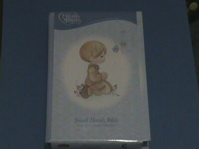 Precious Moments Small Hands Bible, New King James Version, NEW