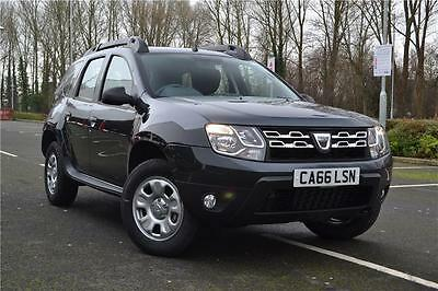 2016 Dacia Duster AMBIANCE DCI Diesel Manual