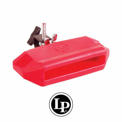 LP Latin Percussion LP1207 Red Medium Pitch Jam Block