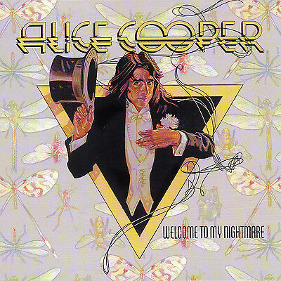 ALICE COOPER - Welcome to My Nightmare Album Cover Art Print Poster 12 x 12
